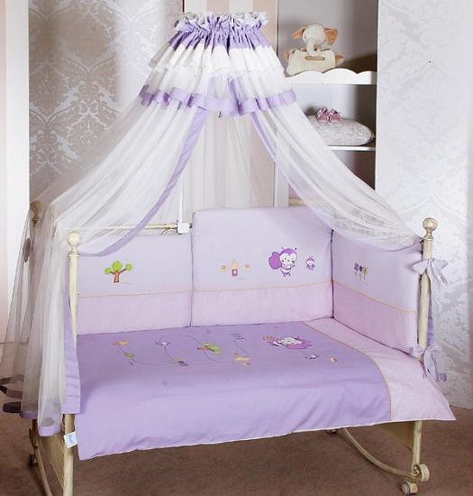 Комплект для новорожденного в кроватку Feretti Bee prestige