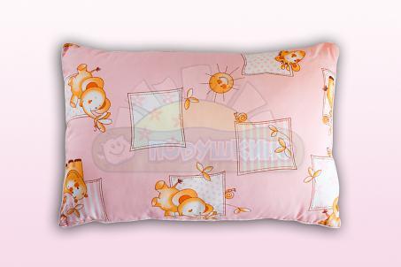Детская подушка Лежебока