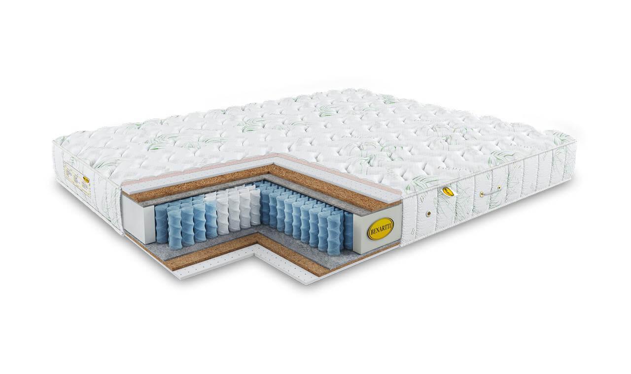 Матрас Benartti Memory Mini Comfort Duo S1200
