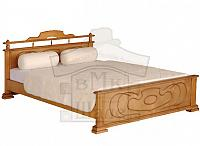 Купить кровать ВМК-Шале Данко