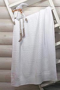 Детский плед Luxberry Lux 1401, белый