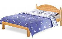 Кровать Бобруйскмебель Лотос с заглушкой  без ножной спинки, Б-1090-08