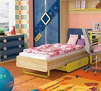 Кровать Любимый дом Джинс, ЛД 507.090 (80)