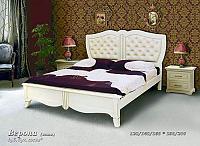 Кровать Фокин Верона 1 кожа