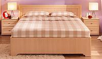 Кровать Глазов Анкона 1 (180)  с подъемным механизмом