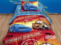 Постельное белье Cars Нордтекс