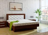 Кровать Корвет МК 44, 28.1М с подъемным механизмом дуб (160)