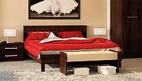 Кровать Корвет МК 44, 18 дуб (160)