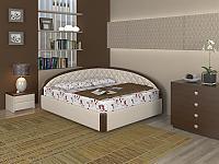 Кровать Торис Атриа S3 (Тинто) экокожа