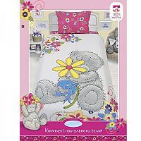 Постельное белье Disney Мишка Teddy с ромашкой