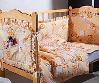 Кoмплект в детскую кроватку Кроха 2 Primavelle