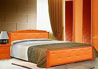 Купить кровать ВМК-Шале Авизия кожа
