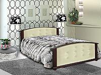 Купить кровать ВМК-Шале Милана кожа