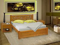 Кровать Шале Маргарита