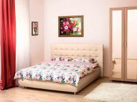 Кровать Сильва Жаклин с подъемным механизмом (санни)