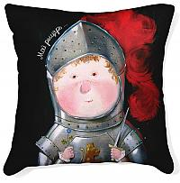 Подушка Мой рыцарь Gapchinska, односторонняя