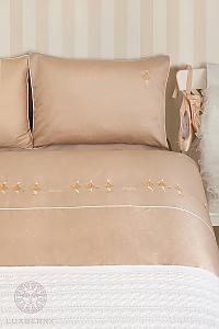 Детское постельное белье Luxberry Ballet, простыня на резинке