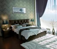 Кровать Аскона Marlena с подъемным механизмом, 3 категория