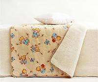 Купить одеяло ALTRO Kids Медовое