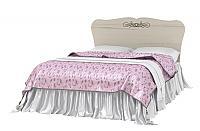 Кровать Интеди Жасмин с настилом, ИД 01.249а (140)