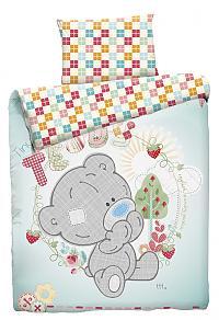 Детское постельное белье Mona Liza Teddy малыш