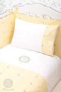 Детское постельное белье Luxberry Незабудки