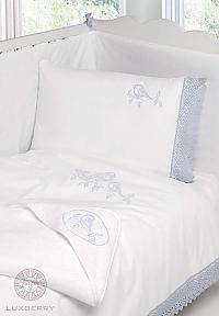 Детское постельное белье Luxberry Синички