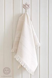 Кухонное полотенце Luxberry Simple, экрю