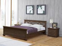 Кровать Райтон Nika сосна