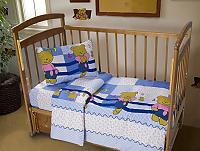 Детское постельное белье Адель Забавные медвежата