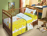 Детское постельное белье Адель Барашки