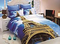 Постельное белье Arya Eifel Tower