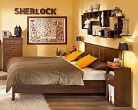Кровать Глазов Sherlock