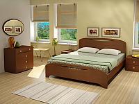 Кровать Торис Таис Плюс C23 (Капри)
