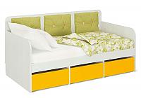 Кровать МСТ Умка малая, модуль 1