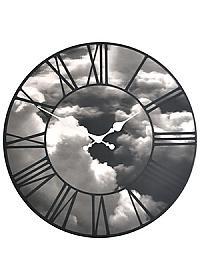 Часы настенные Урбаника Clouds с 3D эффектом
