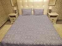 Покрывало Natures Уютный Прованс-Цветы с подушкой