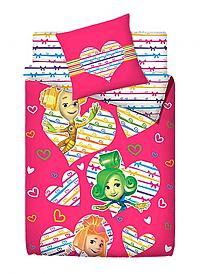 Постельное белье С Текстиль Фиксики Love, арт. 4049-1