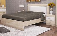 Кровать Заречье Ника с мягким элементом (без основания), мод.Н20 (160)