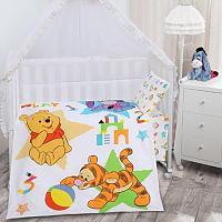 Детское постельное белье Mona Liza Винни Baby play