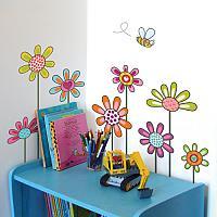 Стикер-наклейка Урбаника Цветик-семицветик