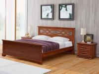 Кровать Райтон Nika М сосна