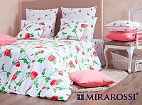 Постельное белье Mirarossi Vittoria red