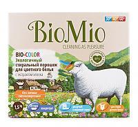Порошок стиральный BioMio Bio Color с экстрактом хлопка