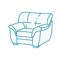 Химчистка кресла для отдыха