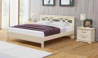 Кровать Райтон Nika-тахта сосна (белый, слоновая кость)