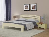 Кровать Райтон Веста 2-R береза (белый, слоновая кость)