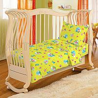 Детское постельное белье Смешарики на каникулах АртПостель