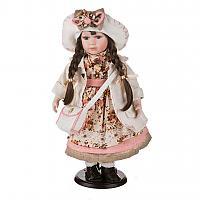 Фарфоровая кукла 346-109