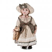 Фарфоровая кукла 346-008-4